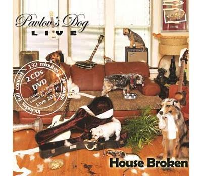 House Broken Live 2015 Inclus DVD bonus