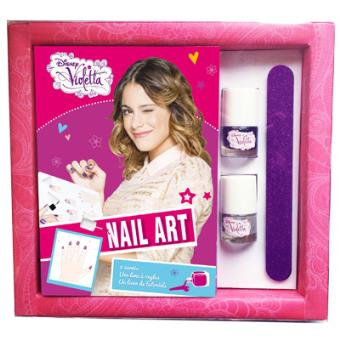 violetta coffret beaut des ongles violetta collectif coffret achat livre achat prix. Black Bedroom Furniture Sets. Home Design Ideas