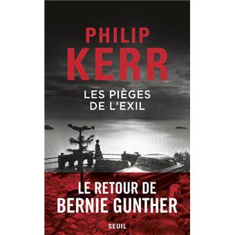 Bernie Gunther (11) : Les pièges de l'exil