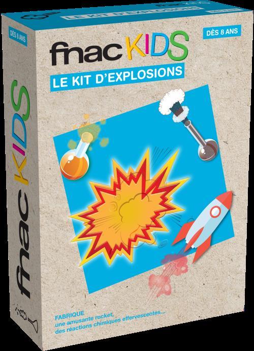 Fnac.com : Le kit d´explosions Science4you - Jeux scientifiques. Achat et vente de jouets, jeux de société, produits de puériculture. Découvrez les Univers Playmobil, Légo, FisherPrice, Vtech ainsi que les grandes marques de puériculture : Chicco, Bébé Co