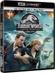 Jurassic World : Fallen Kingdom - 4K Ultra HD + Blu-ray + Digital