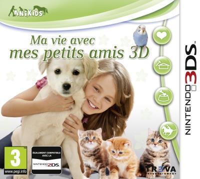 Ma vie avec mes petits amis 3D pour Nintendo 3DS - Nintendo 3DS