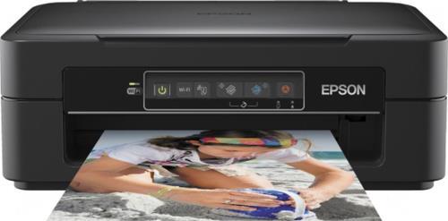 Imprimante Epson XP-235 Multifonctions WiFi Noire C11CE64402