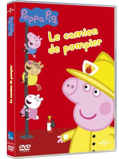 Saison 3 , Volume 2 : Le camion de pompier - DVD