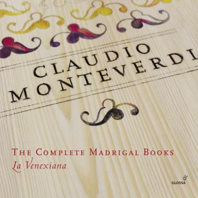 Monteverdi : Madrigaux 1507-1