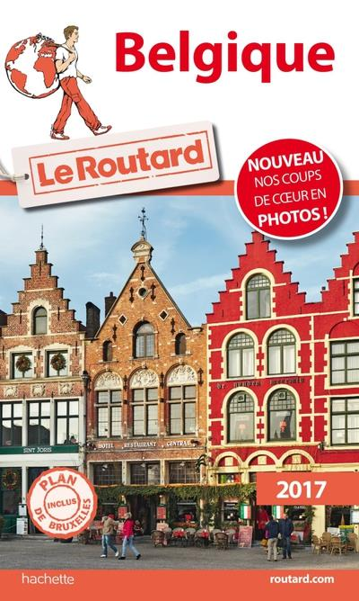 Image accompagnant le produit Guide du Routard Belgique