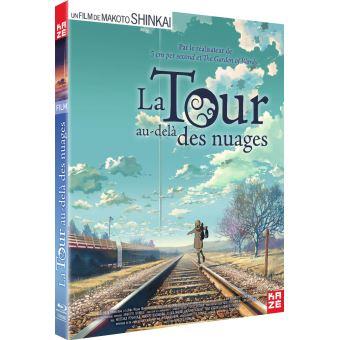 La Tour au-delà des nuages Blu-ray