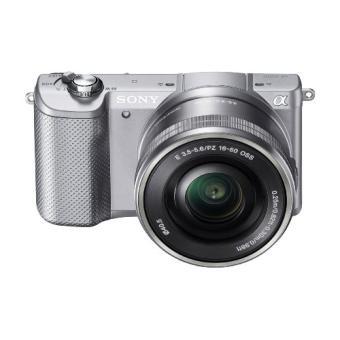 hybride sony a5000 gris objectif 16 50 mm pz appareil photo hybride achat prix fnac. Black Bedroom Furniture Sets. Home Design Ideas