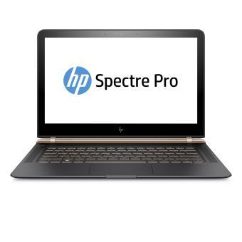 pc ultra portable hp spectre notebook 13 v001nf 13 3 ordinateur ultra portable achat prix. Black Bedroom Furniture Sets. Home Design Ideas