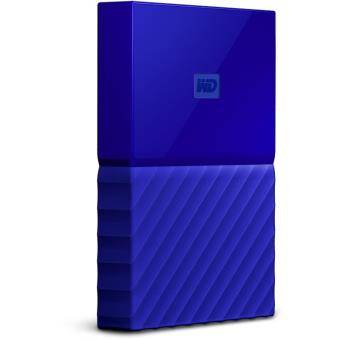 Disque dur externe WD My Passport 1 To Bleu