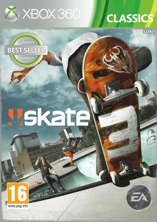 Skate 3 Classics Hits XBox 360  - Xbox 360
