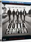 Photo : N.W.A Straight Outta Compton - Combo Blu-ray Version Longue + Copie digitale - Édition Limitée ...