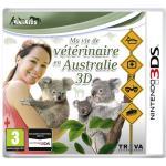 Ma vie de vétérinaire en Australie 3D 3DS - Nintendo 3DS