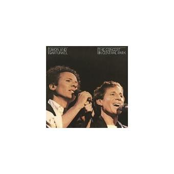 Concert In Central Park Simon Amp Garfunkel Vinyl Album