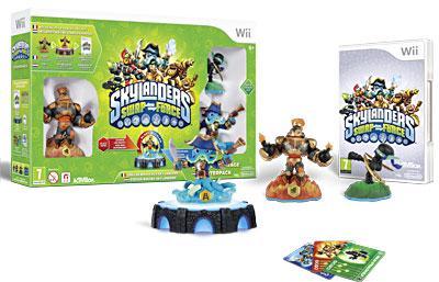 Skylanders Swap Force Starter Pack Wii - Nintendo Wii