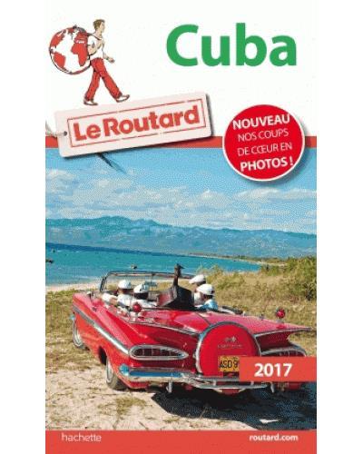 Image accompagnant le produit Guide du Routard Cuba