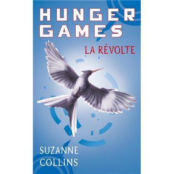 a Hunger Games Tome  La revolte Suzanne Collins