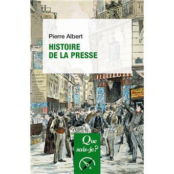 Histoire de la presse broch pierre albert achat for Prix de la pierre