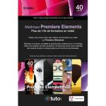 Tuto carte 11h de formation Premiere Elements