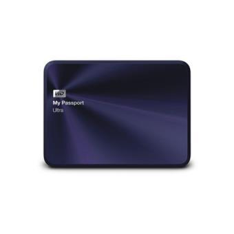 disque dur wd my passport ultra metal anniversary edition 2 to bleu disque dur externe. Black Bedroom Furniture Sets. Home Design Ideas