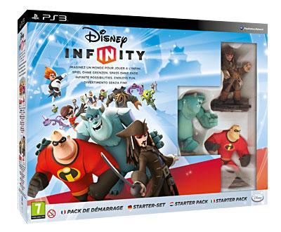 Disney Infinity Pack de démarrage PS3 - PlayStation 3