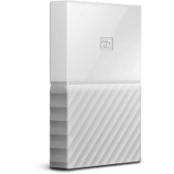 Disque dur externe WD My Passport 1 To Blanc
