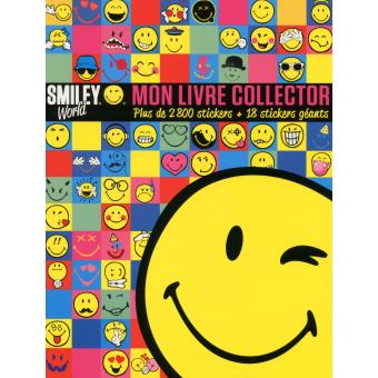 cahier smiley