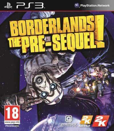 Borderlands The Pre Sequel PS3 - PlayStation 3