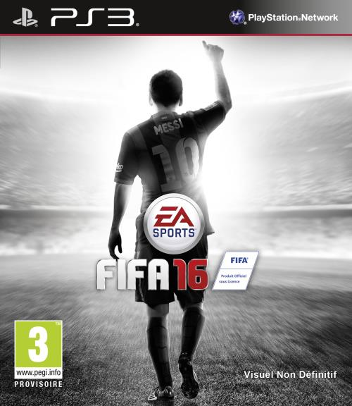 FIFA 16 PS3 - PlayStation 3