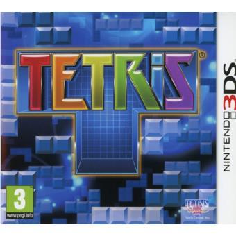 tetris 3ds sur nintendo 3ds jeux vid o achat prix fnac. Black Bedroom Furniture Sets. Home Design Ideas