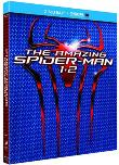 The Amazing Spider-Man + The Amazing Spider-Man : Le destin d'un héros (Blu-Ray)