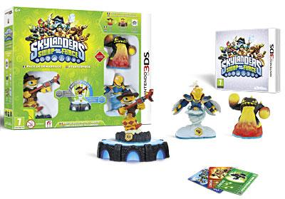Skylanders Swap Force Starter Pack 3DS - Nintendo 3DS