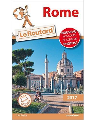 Image accompagnant le produit Guide du Routard Rome