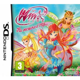 winx club au secours d 39 alf a ds sur nintendo ds jeux vid o. Black Bedroom Furniture Sets. Home Design Ideas