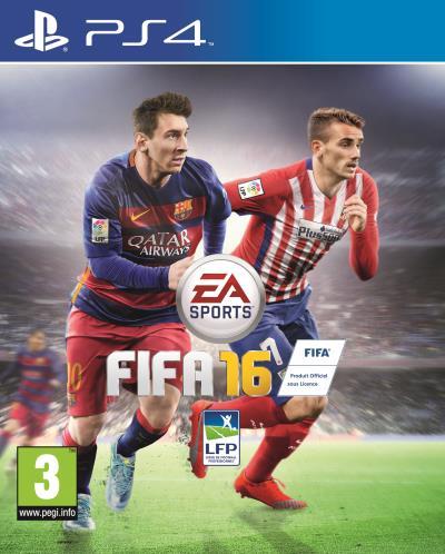 FIFA 16 PS4 - PlayStation 4