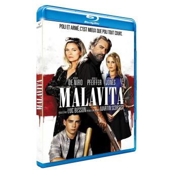 malavita bluray blu ray luc besson robert de niro