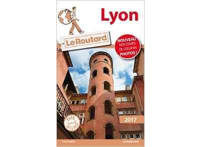 Image accompagnant le produit Guide du Routard Lyon