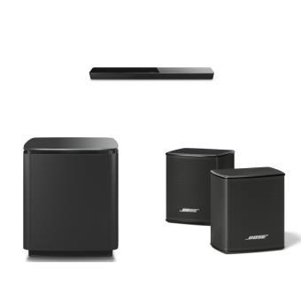 barre de son bose soundtouch 300 noir module de basses. Black Bedroom Furniture Sets. Home Design Ideas