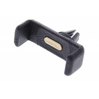 support smartphone kenu airframe cuir noir accessoire voiture pour t l phone mobile achat. Black Bedroom Furniture Sets. Home Design Ideas