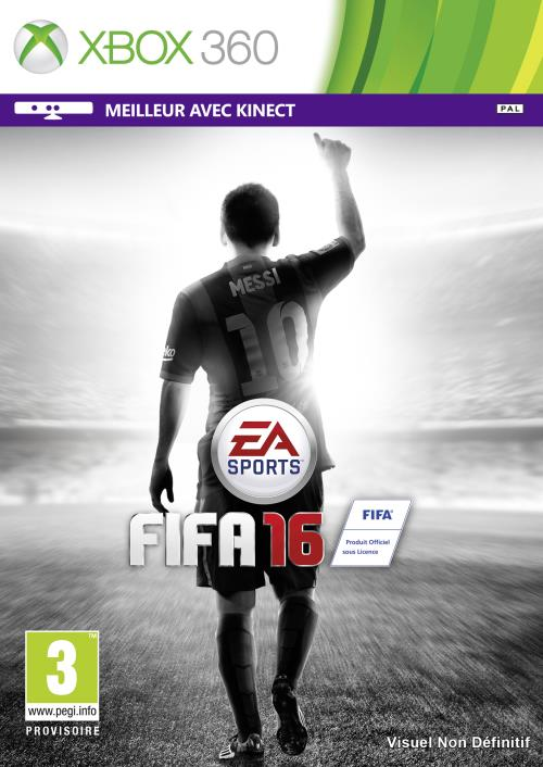 FIFA 16 Xbox 360 - Xbox 360
