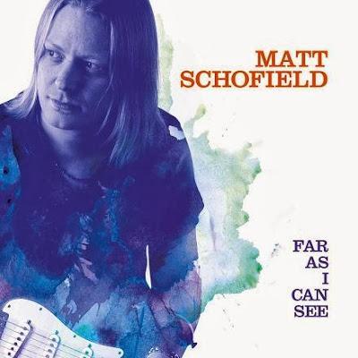 Matt Shofield - Far As I Can See 1507-1