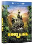 Photo : Dino King (Blu-ray 3D) - Combo Blu-ray 3D + DVD