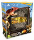 Sur la terre des dinosaures + Wonderbook + Pack de d�couverte Move - PlayStation 3