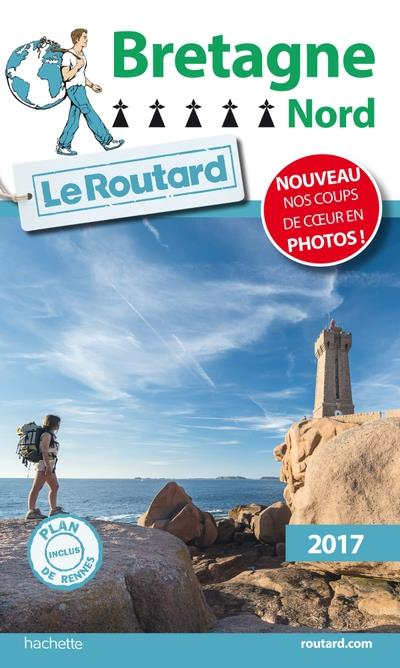 Image accompagnant le produit Guide du Routard Bretagne Nord