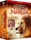 Coffret Le monde de Narnia La trilogie Edition limitée Blu-ray