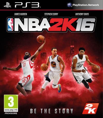 NBA 2K16 PS3 - PlayStation 3