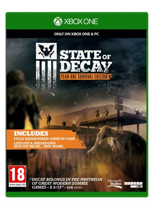 State of Decay Xbox One - Xbox One