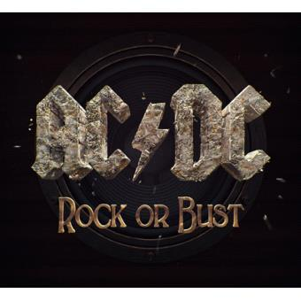 Rock Or Bust Ac Dc Cd Album Achat Amp Prix Fnac