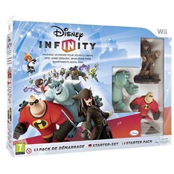 Disney Infinity Pack De D 233 Marrage Wii Sur Nintendo Wii