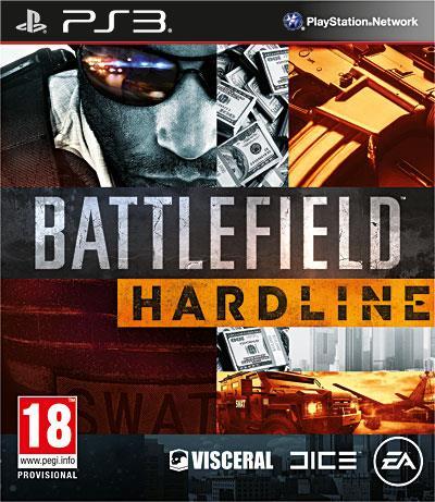 Battlefield Hardline PS3 - PlayStation 3
